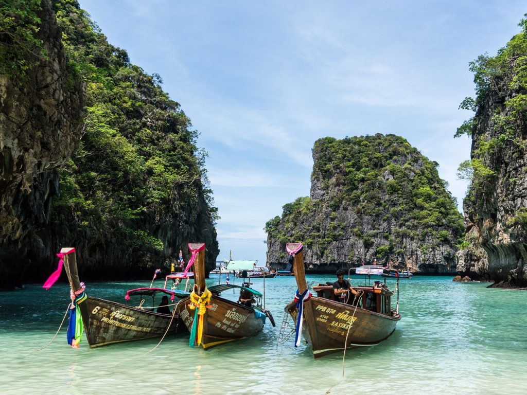 koh phiphi - 5 destinations vacance
