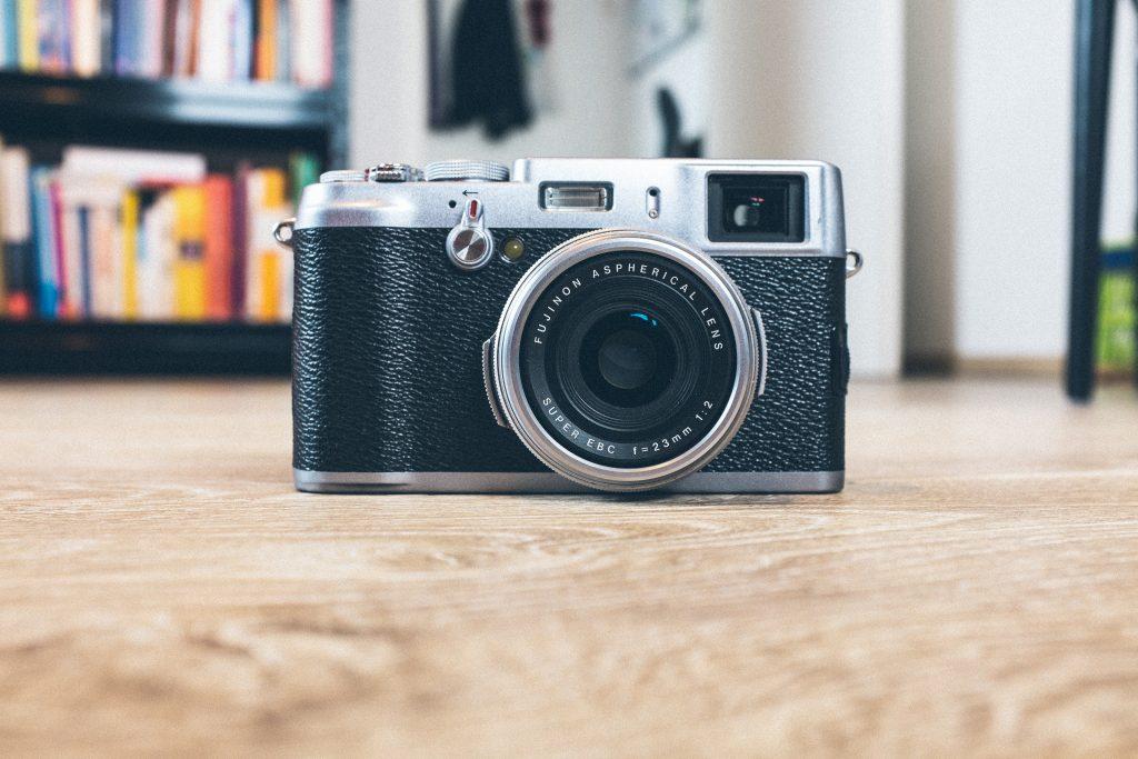Filmer avec un Fujifilm X100F