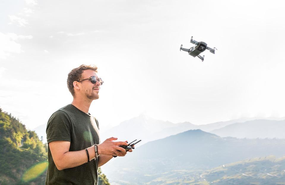 choix drone voyage