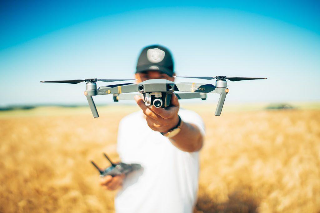 drone pour débutant