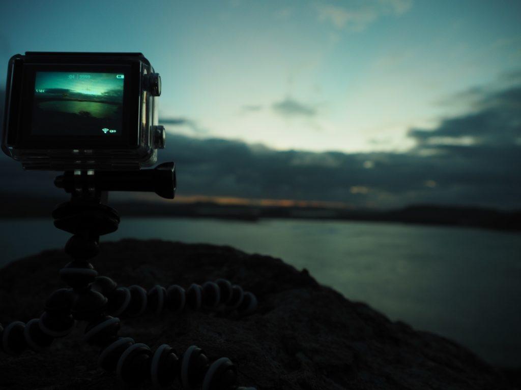 Filmer avec Gopro