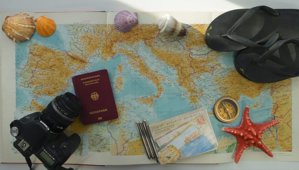 préparer un voyage