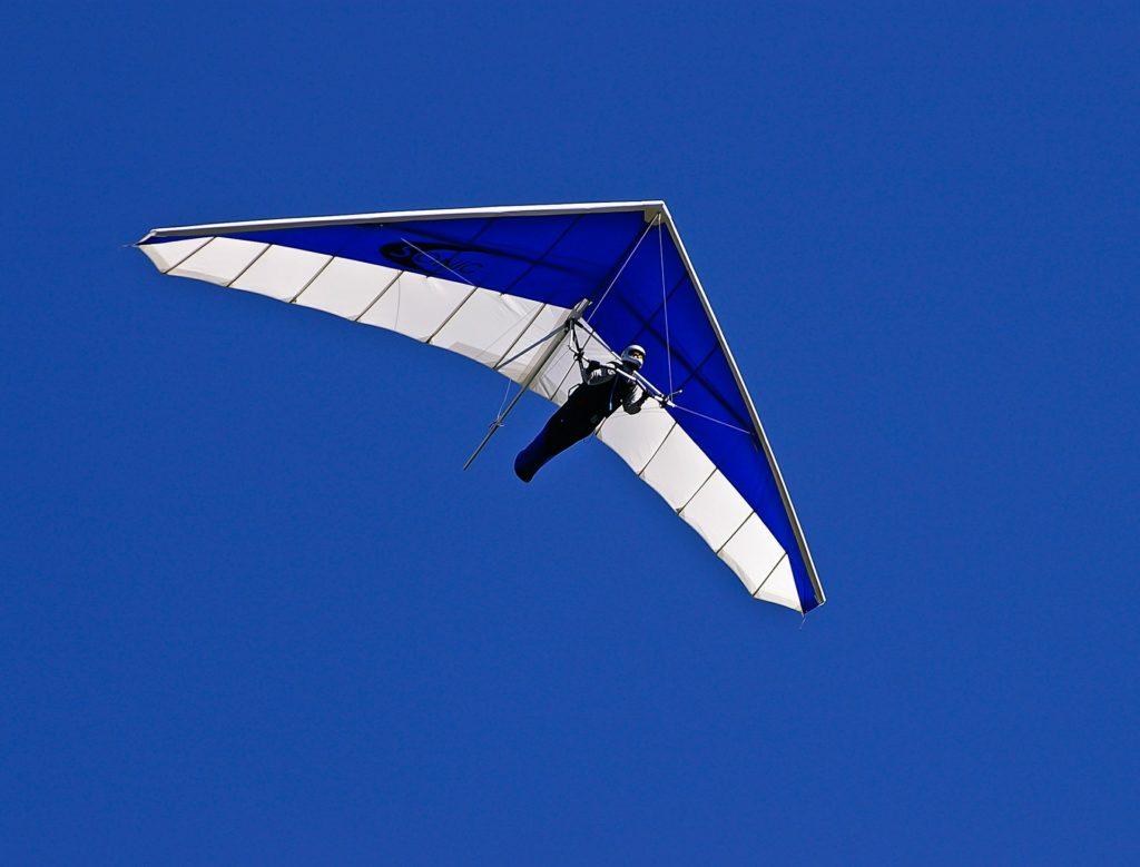Vidéo vol en deltaplane