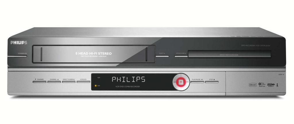 Combiné DVD VHS