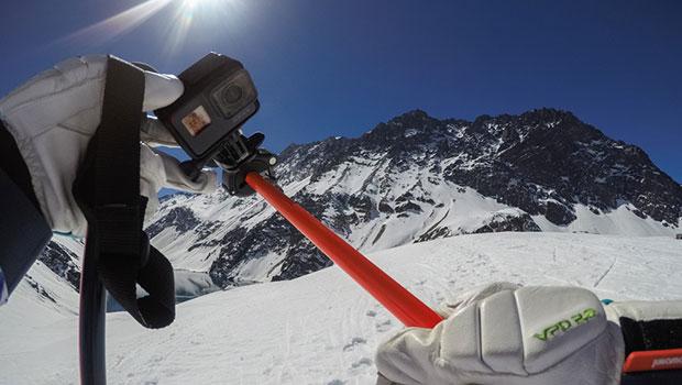 caméra ski