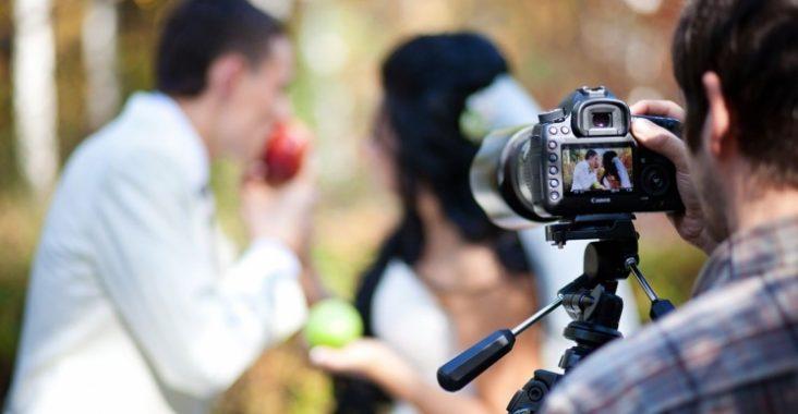 filmer un mariage