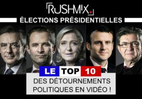 parodie des elections presidentielles