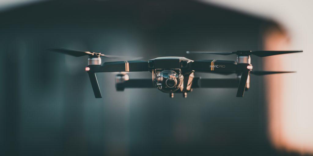filmer avec un drone